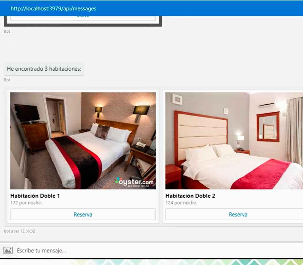 chatbot para hoteles suitech con IA