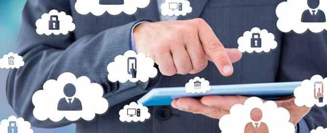 smartphone en la nube