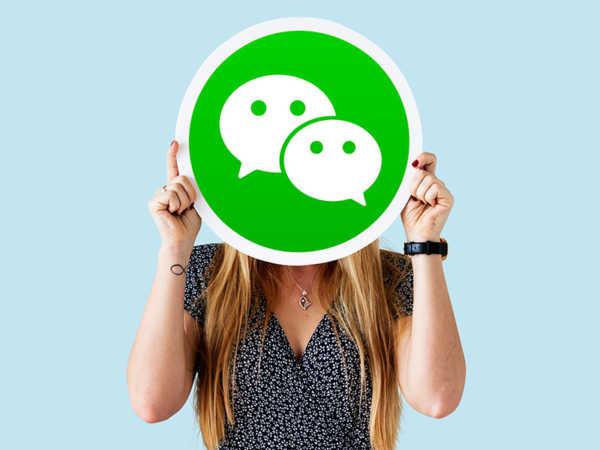 Imagen con logotipo mensajería