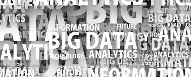 crucigrama de palabras: Big Data
