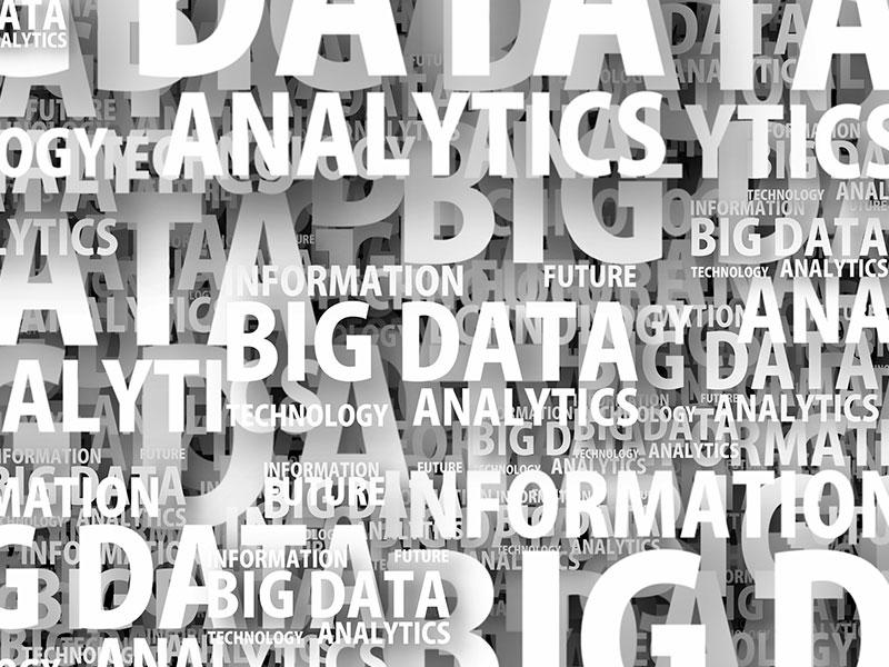 crucigrama de palabras: Big Data
