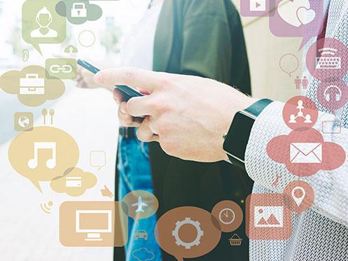 acciones a realizar online