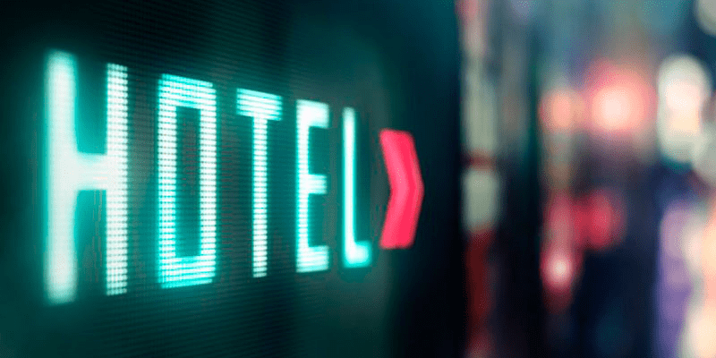 tecnología en el sector hotelero
