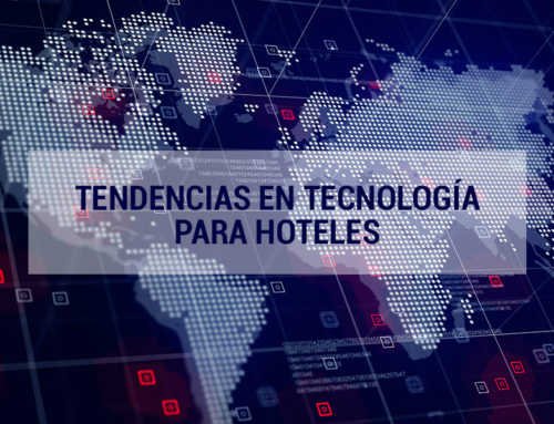 Tendencias de tecnología para hoteles
