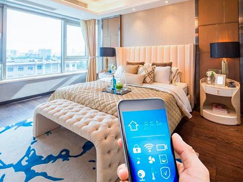 IOT hoteles
